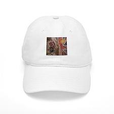 UK flag jubilee vintage decor Hat