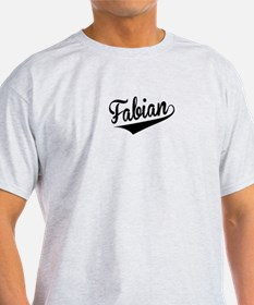 Fabian, Retro, T-Shirt