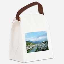 Salzburg Canvas Lunch Bag