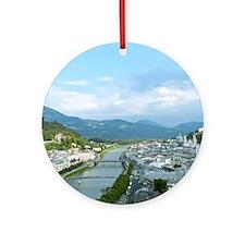 Salzburg Ornament (Round)