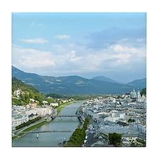 Salzburg Tile Coaster