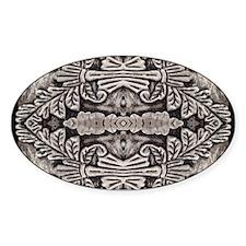 modern floral pattern silver vintage fashion Stick