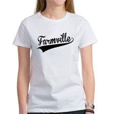Farmville, Retro, T-Shirt