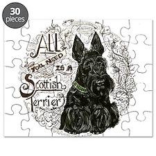 Scottie Basics Puzzle
