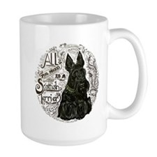 Scottie Basics Mugs