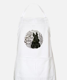 Scottie Basics Apron