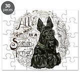 Scottish terrier Puzzles