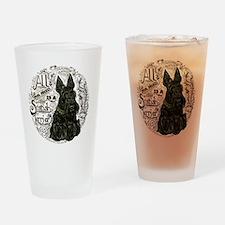 Scottie Basics Drinking Glass