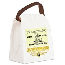 Culpeper Minutemen Canvas Lunch Bag