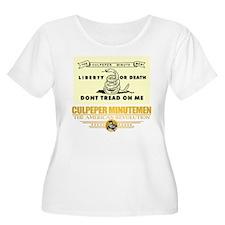 Culpeper Minutemen Plus Size T-Shirt