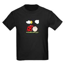 Ladybug garden T-Shirt