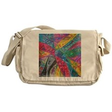 Colourburst Messenger Bag