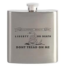 Culpeper Minutemen Flask