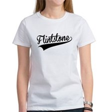 Flintstone, Retro, T-Shirt