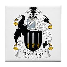 Rawlings Tile Coaster