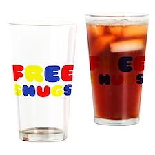 FREE SNUGS Drinking Glass