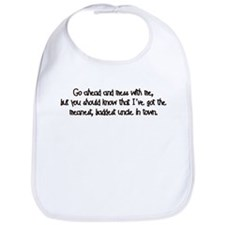 One Bad Uncle! Funny Baby Bib