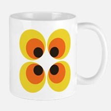 70s Wallpaper Small Mug