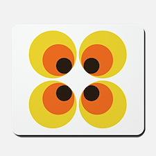 70s Wallpaper Mousepad