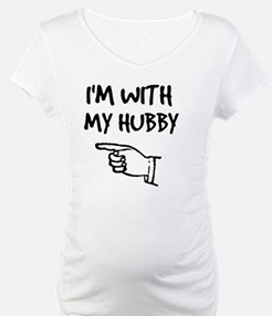 I'm With My Hubby Shirt