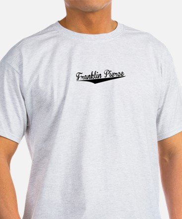 Franklin Pierce, Retro, T-Shirt