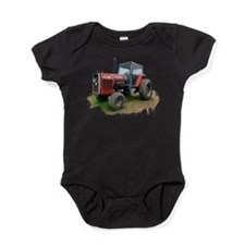 MASSEY FERGUSON silo Baby Bodysuit