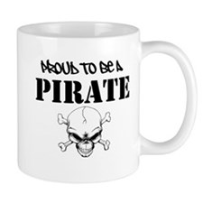 Pirate Pride Mugs