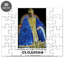 CLOJudah Empress Menen Asfaw Puzzle