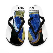 CLOJudah Empress Menen Asfaw Flip Flops