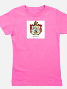 CLOJudah H.I.M. Royal Seal Girl's Tee