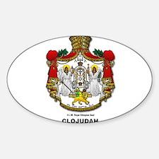 CLOJudah H.I.M. Royal Seal Decal