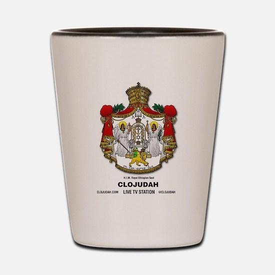 CLOJudah H.I.M. Royal Seal Shot Glass