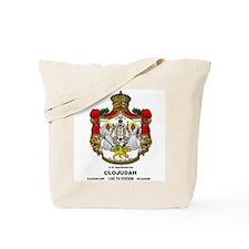 CLOJudah H.I.M. Royal Seal Tote Bag