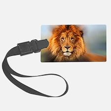 lion12345678910 Luggage Tag