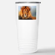 lion12345678910 Stainless Steel Travel Mug