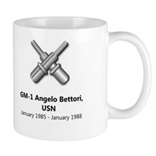 Cg-62 Uss Chancellorsville Gm Mug Mugs
