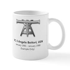 Cg-62 Uss Chancellorsville Ft Mug Mugs