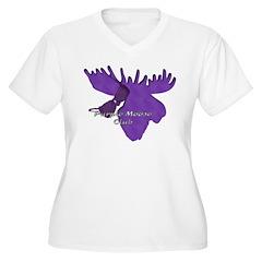Purple Moose Club T-Shirt