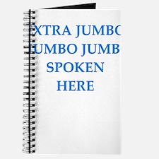mumbo jumbo Journal