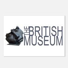 A Little Bit Farther - British Museum Postcards (P