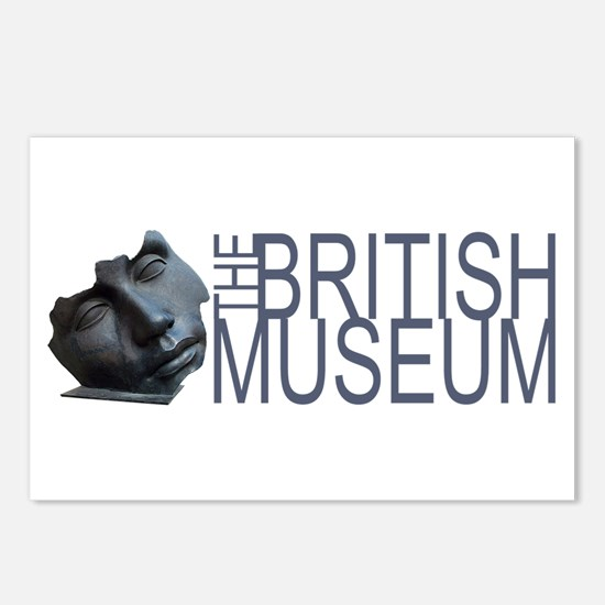 A Little Bit Farther - British Museum Postcards (P