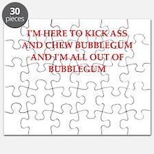 kick ass Puzzle