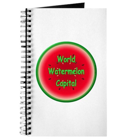 Watermelon Capital-Cordele Journal