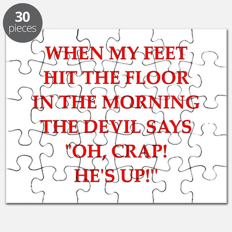 hit the floor Puzzle