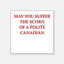 canadian Sticker