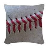 Baseball Woven Pillows