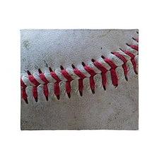 Baseball Throw Blanket