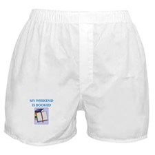 booked Boxer Shorts