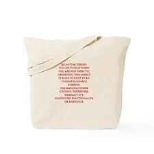 PHYSICS2 Tote Bag