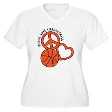 PEACE, LOVE, B-BA T-Shirt